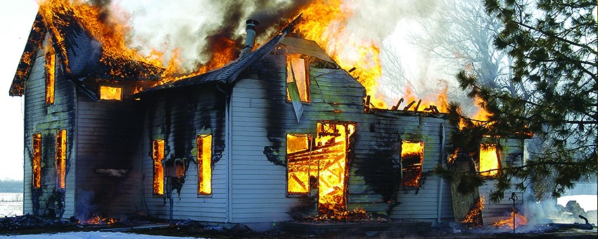 RESTORING YOUR HOME AFTER A FIRE
