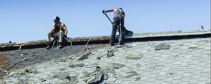 ROOFING RESTORATION AND THE DAMAGE REPAIRS