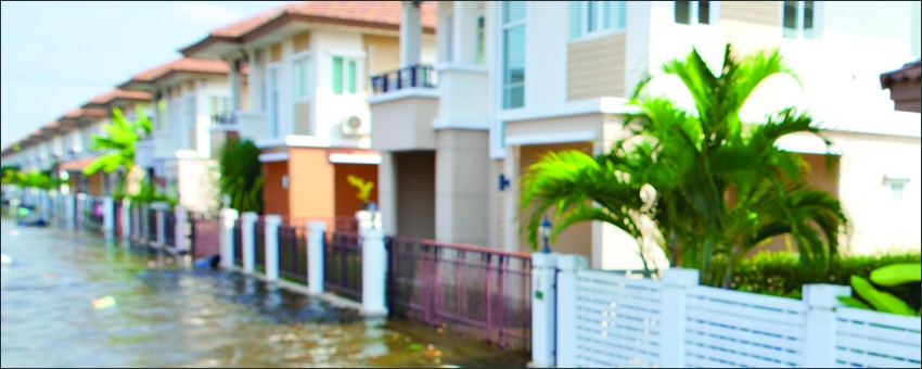 LEARN WHAT TO DO IN THE EVENT OF A FLOOD INSIDE YOUR HOME